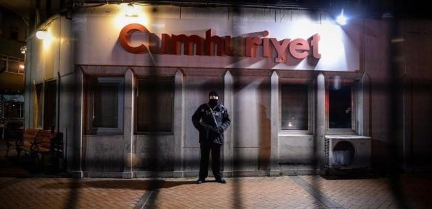 Cumhuriyet gazetesinin kantincisi, 'Erdoğan'a hakaret'ten tutuklandı!