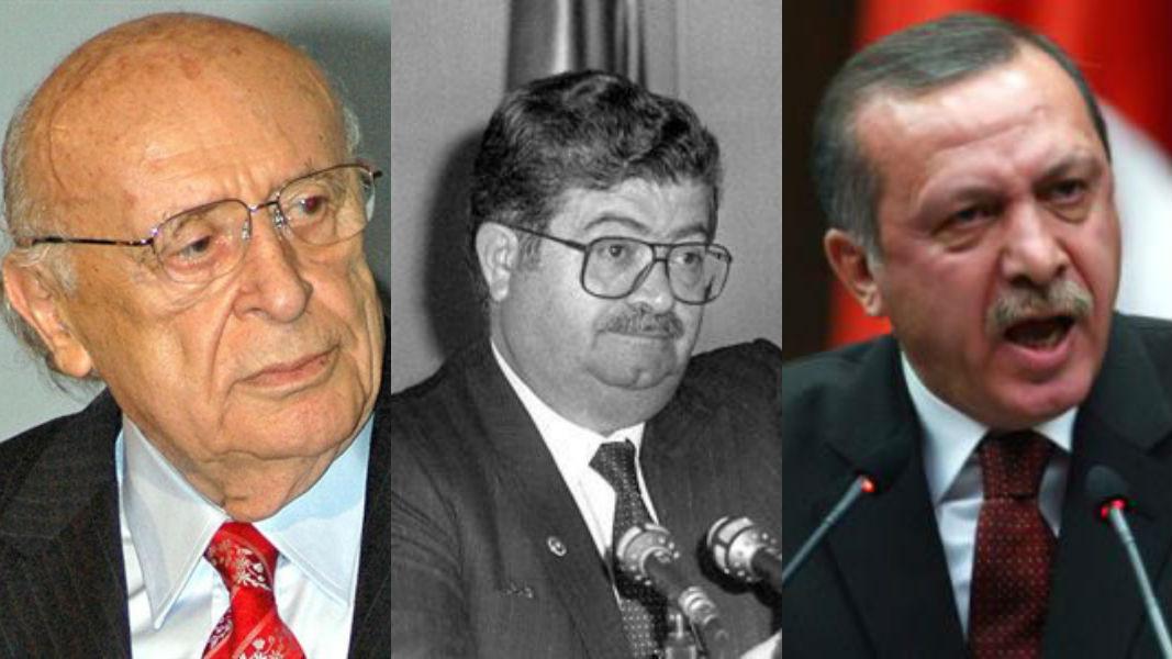 VİDEO | Erdoğan ağababalarının izinde: Özal ve Demirel'in başkanlık özlemleri