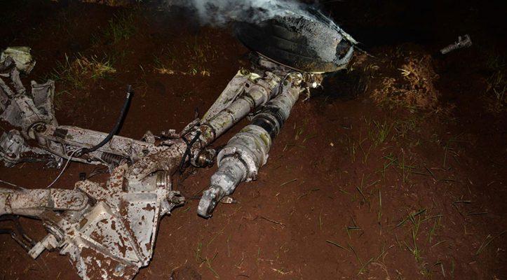 HPG: Diyarbakır'daki F-16 bizim tarafımızdan düşürüldü
