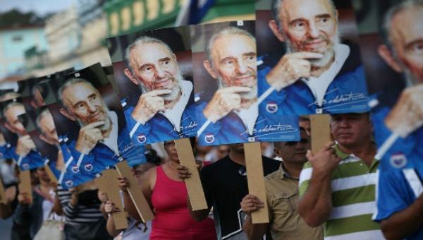 Fidel Castro'nun son isteği yerine getiriliyor