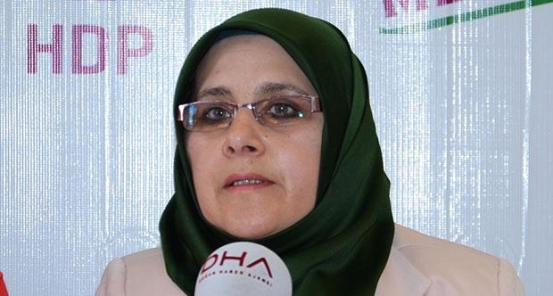 HDP Milletvekili Hüda Kaya gözaltına alındı