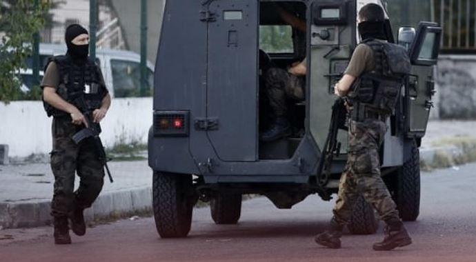 Gaziantep'te'canlı bomba' operasyonu