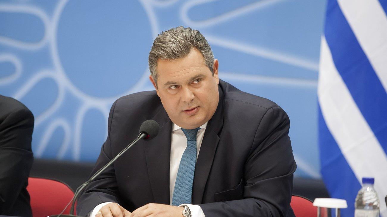 Yunanistan Savunma Bakanı: Erdoğan Suriye'de yenildikçe salakça açıklamalar yapıyor