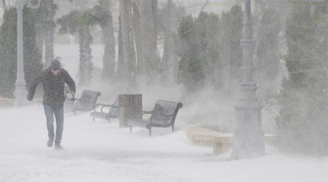 AKOM İstanbul'da günlerce sürecek kuvvetli kar fırtınası için uyardı