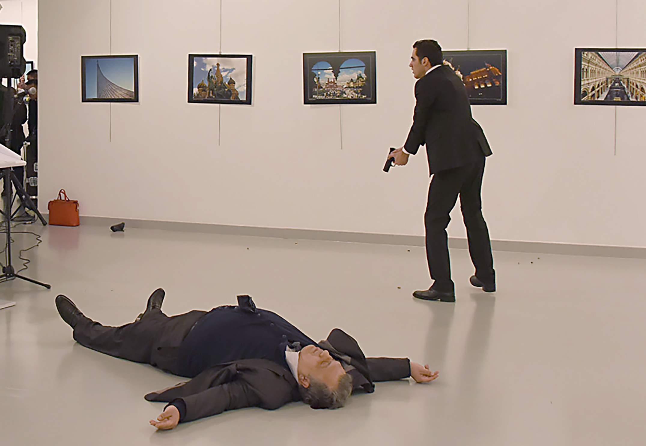 Karlov cinayetinde yeni gelişme