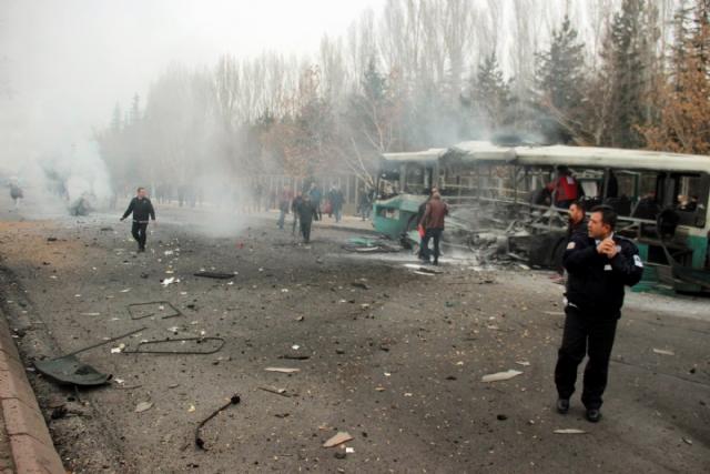 Kayseri'deki canlı bomba saldırısı davasında 10 tahliye