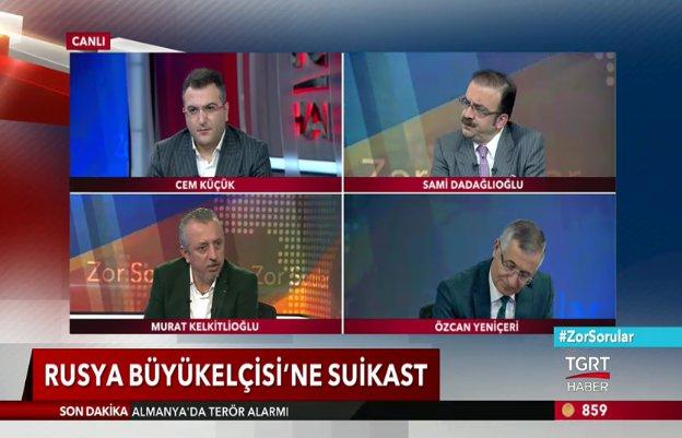 VİDEO | Yandaşlar suikastı çözdü: Arkada durduğu için...