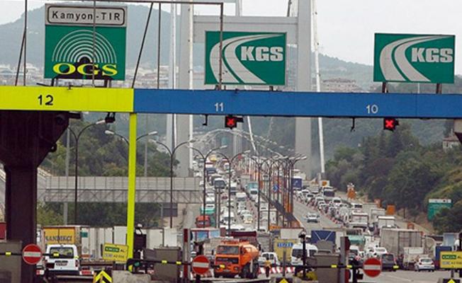 Soygunculuk devam ediyor: Köprü ve otoyollardan 9 ayda alınan para 1 milyar lirayı geçti