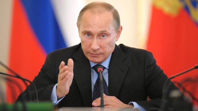 Putin: Suriye'ye yaptırım öngören hiç bir tasarıyı desteklemeyeceğiz