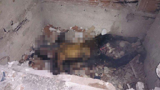 Bağcılar'da cesedi yanmış bulunan kişinin kimliği açığa çıktı