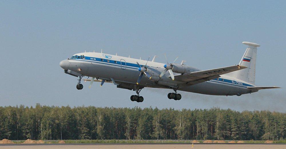 39 kişiyi taşıyan Rus askeri uçağı düştü