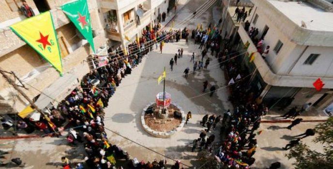 Suriye'den YPG'ye: Halep'teki Şeyh Maksud Mahallesi'ni boşaltın