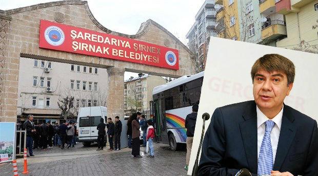 Antalya Büyükşehir Belediye Başkanı Şırnak Belediyesi'ne kayyum danışmanı olarak atandı