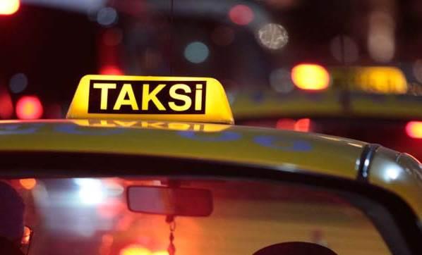 Kalpazan taksiciler piyasaya 1 milyon TL sahte para sürmüş