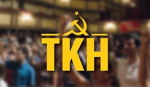 TKH'den Hollanda krizi açıklaması: AKP'ye ve her türlü sağcılığa HAYIR!