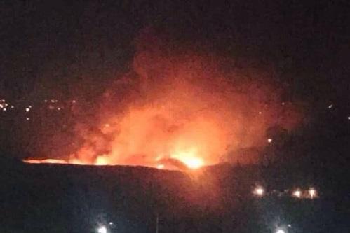 Halep'te cihatçılar yenilirken, İsrail Şam'ı vurdu!