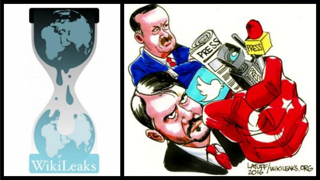 Berat Albayrak'ın e-postaları Wikileaks tarafından yayınlandı: Berat'ın kutusu
