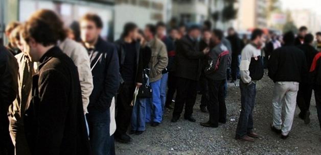 Resmi işsiz sayısı 500 bin arttı!