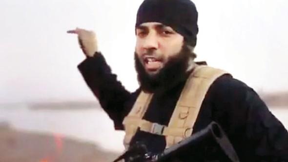Türkiye'yi tehdit eden IŞİD militanı iki kere gözaltına alınıp bırakılmış!