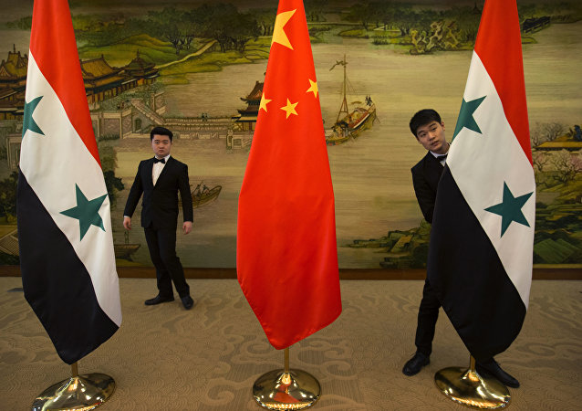Çin, Suriye'de çözüm için girişimlerini artırıyor