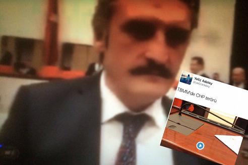 AKP'li vekilin Twitter sahtekarlığı ortaya çıktı: @yelizadaley'le Periscope yayını!