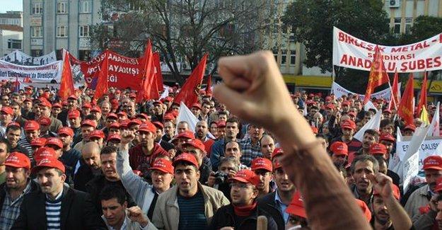 Birleşik Metal-İş'ten cam işçileriyle dayanışma kararı: Grev yasağına sessiz kalmayacağız!