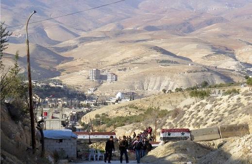 Şam'da Barada Vadisi'nde barış görüşmelerine giden general, cihatçılar tarafından öldürüldü!