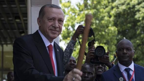 Erdoğan Tanzanya'dan ayrılmadan Türkler ülkeye giremedi!