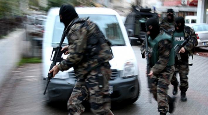 IŞİD operasyonunda 12 kişi tutuklandı