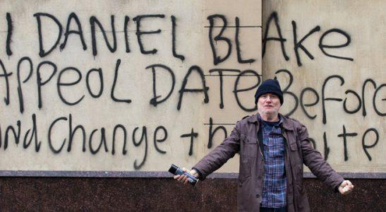 Anlatılması gereken bir hikaye: Ben, Daniel Blake
