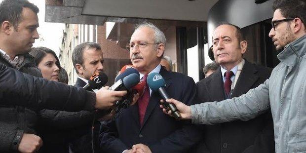 Kılıçdaroğlu'ndan laiklik karşıtı Meclis Başkanı'na ziyaret: Esprilerine ihtiyacımız var
