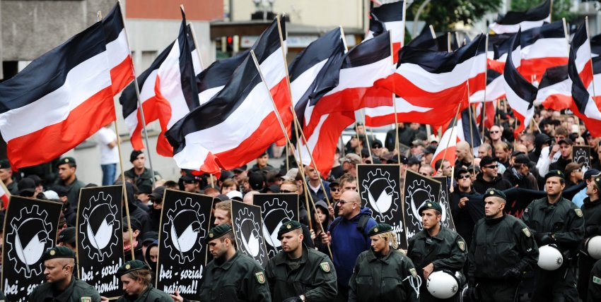 Alman Anayasa Mahkemesi faşist partiyi serbest bıraktı: Şu an başarıya ulaşmaları mümkün değil!