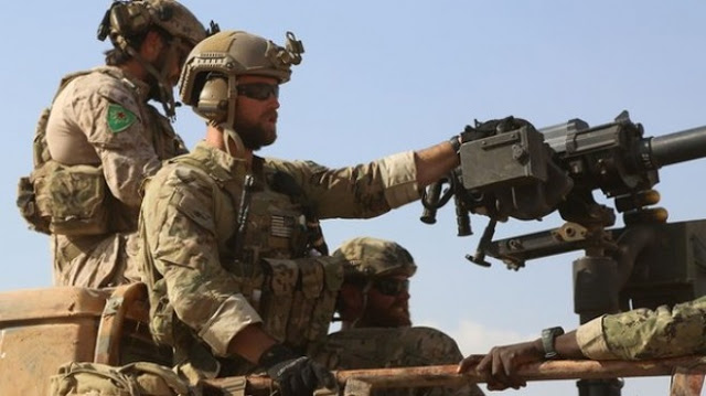 ABD Rojava'da dördüncü askeri üssünü kuruyor