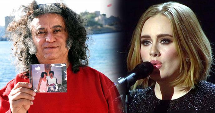 Bodrumlu saz ustasından ilginç iddia: Adele'in babası benim!