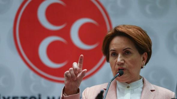 MHP'li muhaliflerden 'Hayır' kampanyası için ilk adım