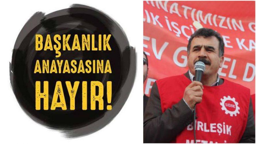 Adnan Serdaroğlu: Başkanlık sistemi Türkiye için bir tehlikedir