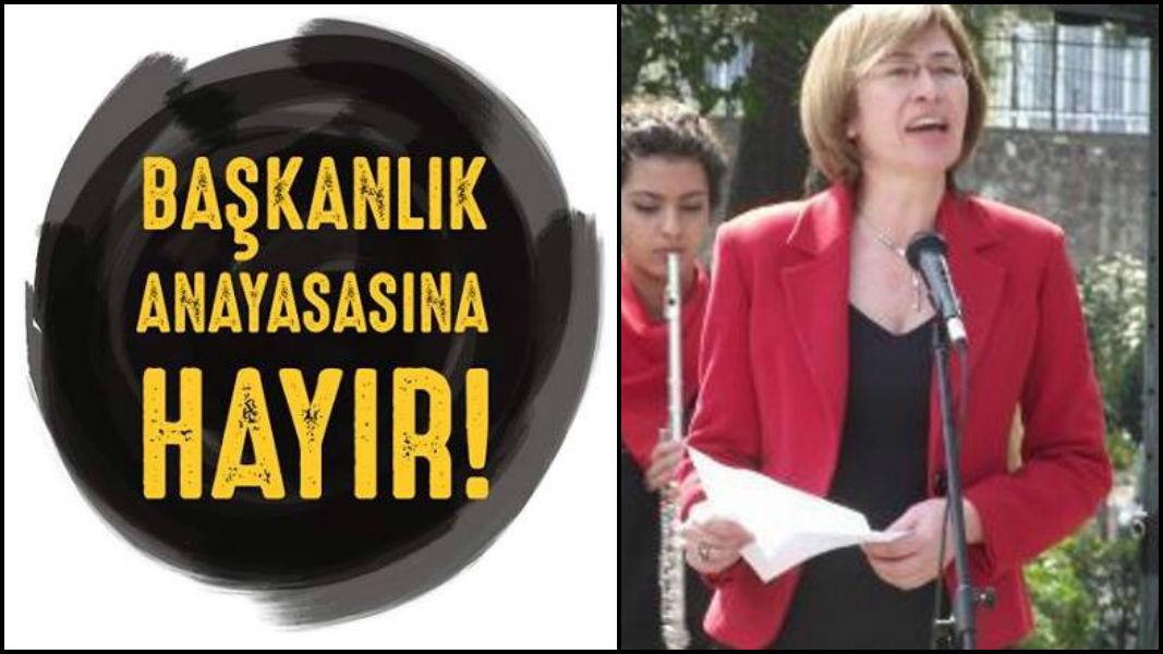 Semiha Özalp Günal: Cumhuriyet ve laiklik karşıtlığı almış başını gitmektedir
