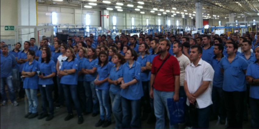 Koç grubu 2017'ye kıyımla başladı: 650 işçiyi kapı önüne koydu