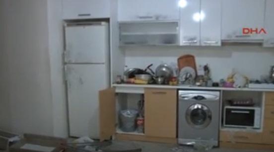 VİDEO | Reina katliamcısının kaldığı evin görüntüleri paylaşıldı