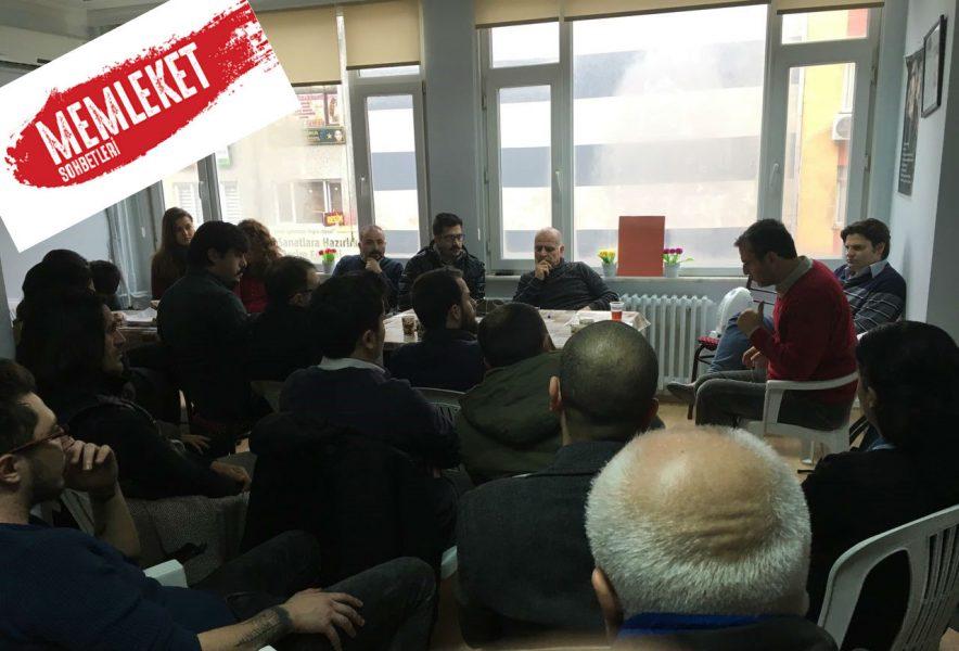 Bakırköy ve Avcılar'da Memleket Sohbetleri: