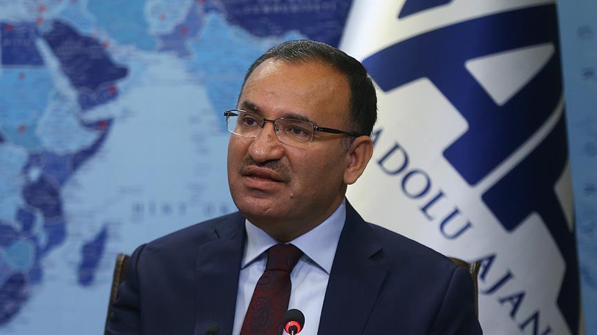 Bekir Bozdağ'dan Reina saldırganı ve Adil Öksüz açıklaması