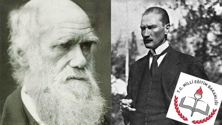 AKP gericiliği iş başında: Müfredattan Atatürkçülük ve evrim teorisi çıkartıldı!