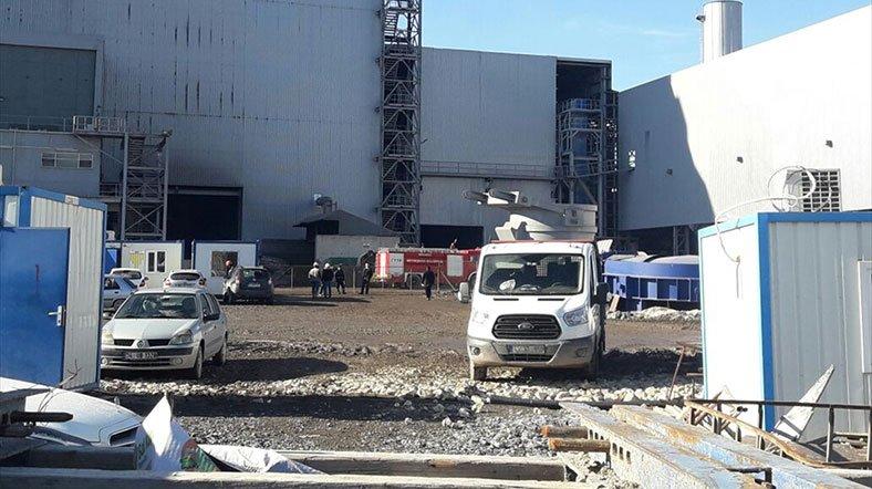 Kocaeli'nde fabrikada patlama! Ölü ve yaralı işçiler var!