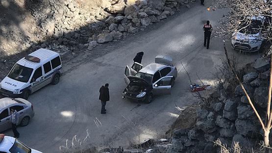 Ankara'da akıl almaz ölüm: 'Dur' ihtarına uymayan aracın çarptığı yaya hayatını kaybetti