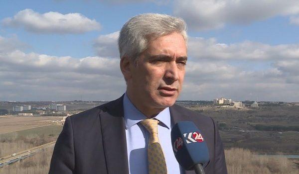 AKP Diyarbakır Milletvekili Ensarioğlu malumu ilam etti: Türkiye'nin Ortadoğu'daki en büyük müttefiki Barzani