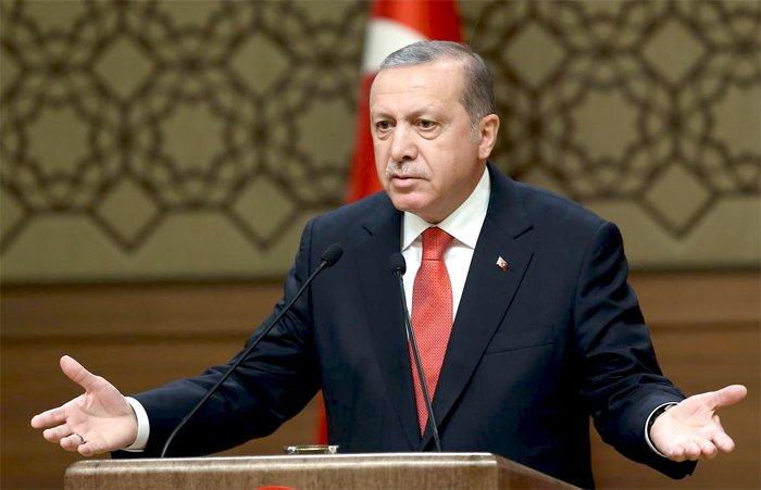 Erdoğan başka bir ülkeden seslendi: Hayat tarzı baskısı altında olan var mı?