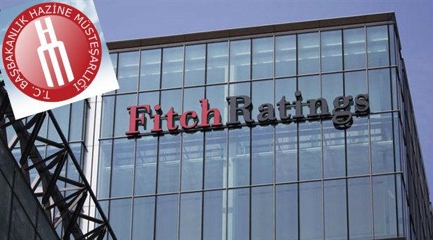 Türkiye'nin kredi notunu düşüren Fitch'e Hazine'den para ödendiği ortaya çıktı!