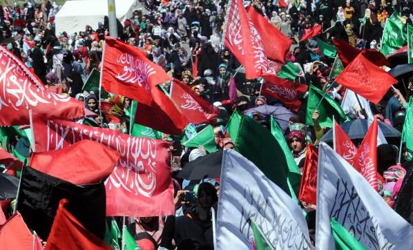 Şeriatçı partiden yerel seçim kararı