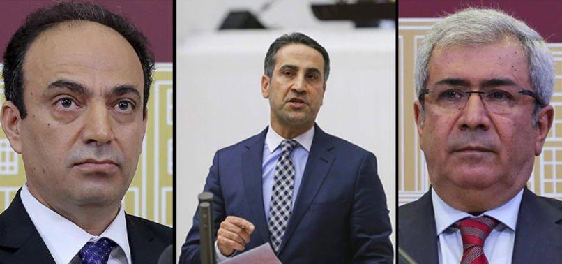HDP'li üç milletvekili gözaltına alındı