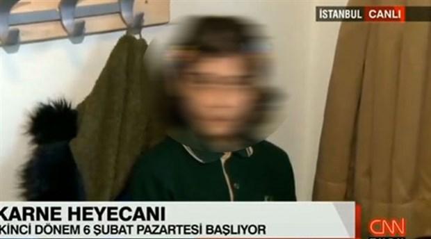 VİDEO | İmam hatip öğrencisinin karne heyecanı: Hedefim büyük, anayasayı değiştirip idamı getireceğim!